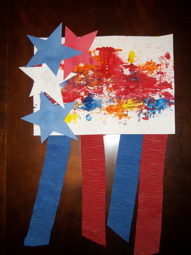 Fourth of July Craft 5